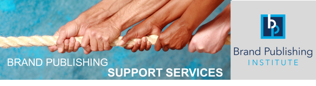 BRAND PUBLISHING SUPPORT SERVICES