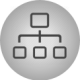 Organizaztion audit icon
