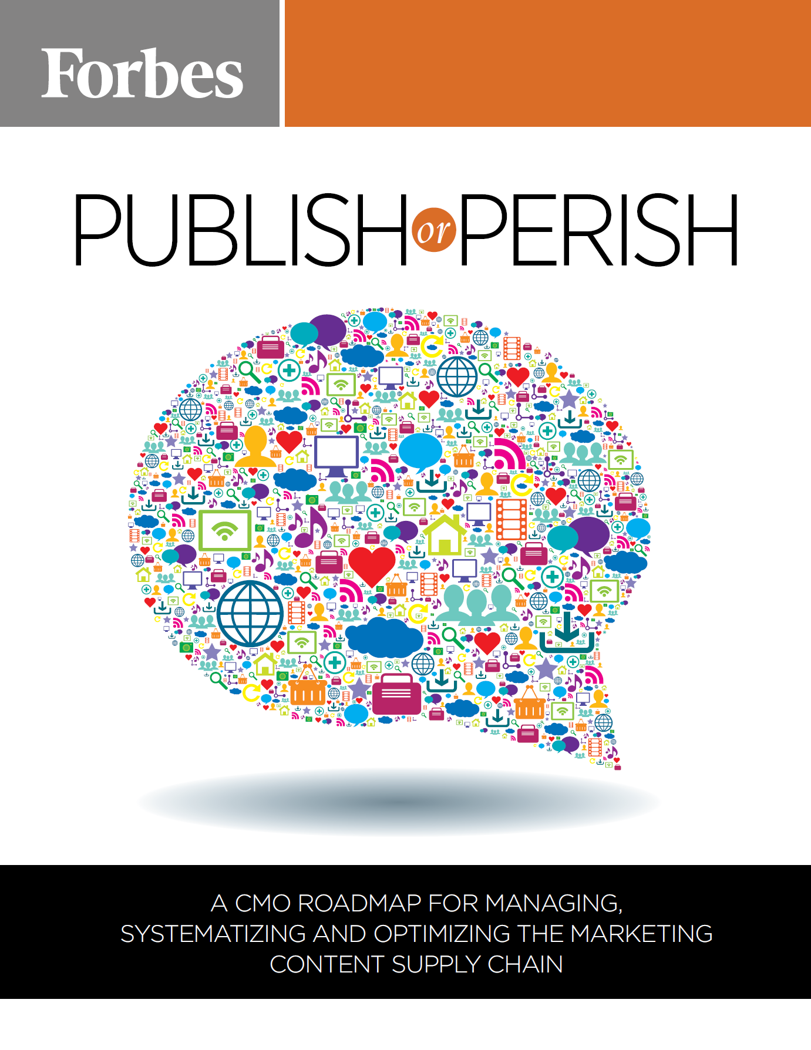 Forbes Publish Or Perish Best Practices Research Report